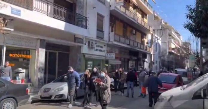 Tërmet i fortë në Greqi, lëkundjet ndihen deri në Shqipëri